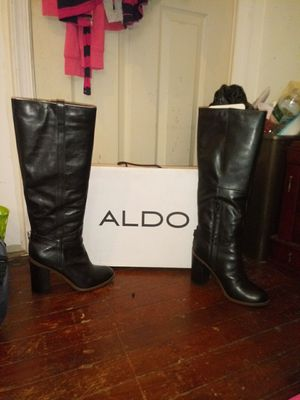 NWT ALDO BOOTS NEW IN BOX. RETAIL $180 for Sale in Philadelphia, PA