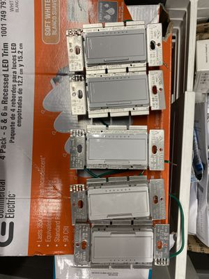 Lutron Maestro Dimmers for Sale in Portland, OR