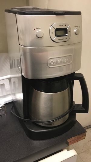 Cuisinart coffee maker with grinder for Sale in Columbus, OH