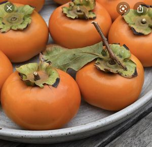Persimmons for sale grown organically for Sale in Santa Ana, CA