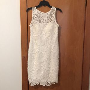 Adrianna Pappell White Dress for Sale in Tampa, FL
