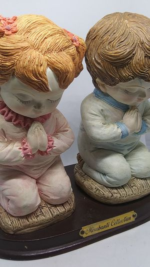 STATUE CHILDREN PRAYING for Sale in Simpsonville, SC