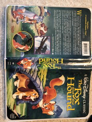 Rare Disney Classic VHS tape for Sale in Galloway, OH