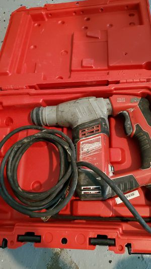 Milwaukee hammer drill for Sale in New Port Richey, FL