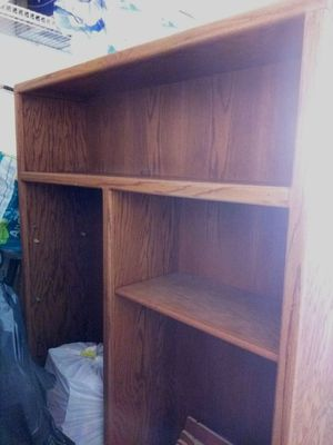 Solid Sturdy 6'x3'x1' Book Shelves for Sale in Chicago, IL