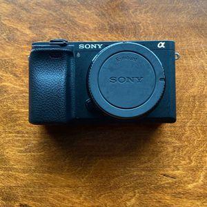 Sony @6300 Camera for Sale in Carol Stream, IL