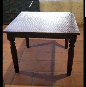 Wood table for Sale in Phoenix, AZ
