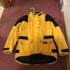 JACKET WOMANS MOTORCYCLE JACKET JOE ROCKET SPORTS GEAR SIZE MEDIUM PICK UP ONLY HILLIARD AREA for Sale in Hilliard, OH