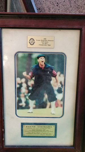 Payne Stewart Picture for Sale in Pine Bluff, AR