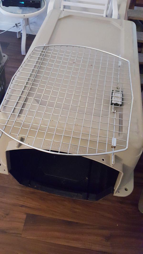 Large large dog kennel 15.00