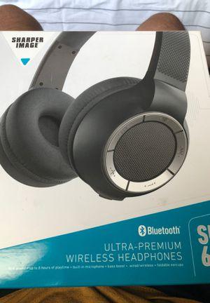 Shaper image bluetooth headphones for Sale in Pittsburg, CA