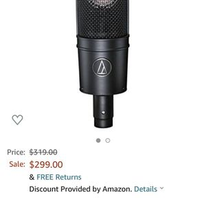 Audio Technica At4040 for Sale in Portland, OR