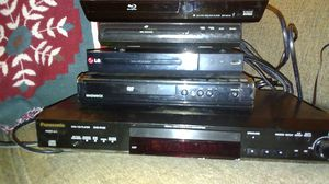 Dvd players no remotes for Sale in Riverdale, GA