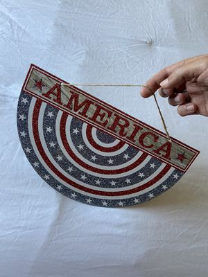 Fourth of July sign for Sale in Yorba Linda, CA