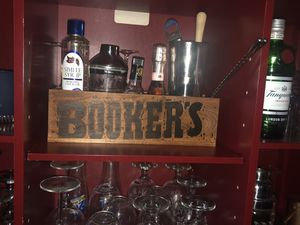 Bookers Bourbon Box for Sale in Evansville, IN