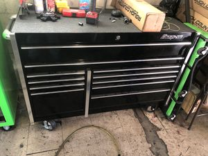 Snap on tool box for Sale in Modesto, CA