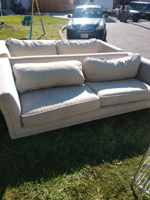 Matching acme couch company brand couches for Sale in East Wenatchee, WA
