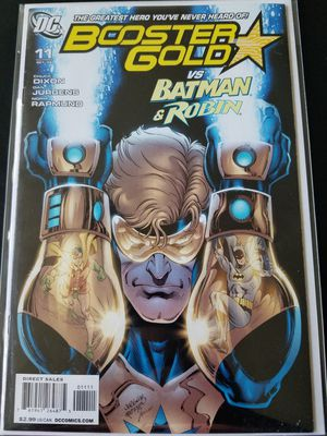 Booster Gold #11 for Sale in Tracy, CA