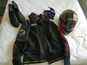 Women's motorcycle gear for Sale in Little Elm, TX
