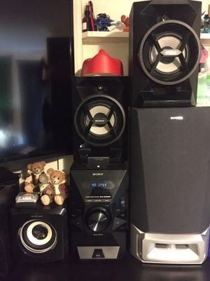 New Speaker System for Sale in Saint Albans City, VT
