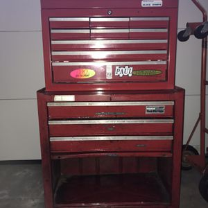 Craftsman 2-piece Tool Chest for Sale in Clarendon Hills, IL