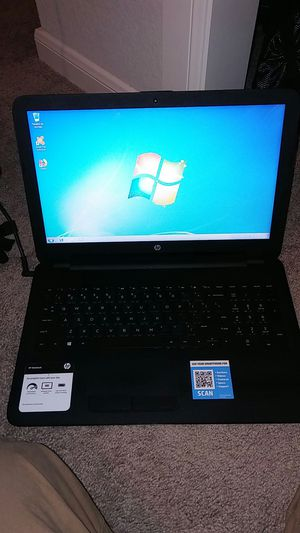 Hp notebook for Sale in Round Rock, TX
