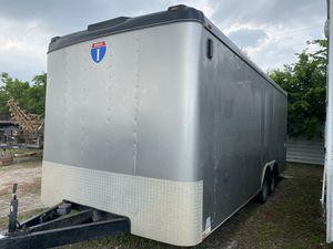 Cargo trailer/car hauler 20'x8.5 for Sale in Houston, TX