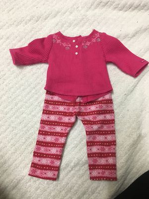 American girl doll pajama set for Sale in Oakland, CA