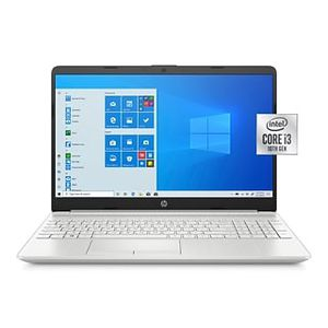 "HP 15-dw2063st 15.6"" Notebook, Intel i3, 8GB Memory, 128GB SSD, Windows 10, Silver for Sale in Brooklyn, NY"