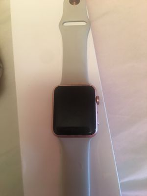 Apple Watch series one 42 mm rose gold comes with charger and box. for Sale in Cary, NC