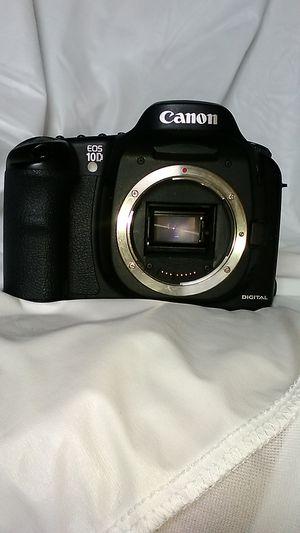 Canon 10D SLR for Sale in San Antonio, TX