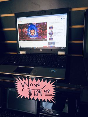 i7 laptop for only $125 #wow for Sale in Tampa, FL