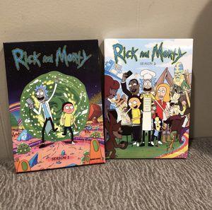 Rick & Morty season 1&2 for Sale in Staunton, VA