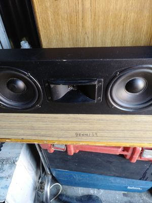 Klipsch ksc-c1 speaker for Sale in Glendora, CA