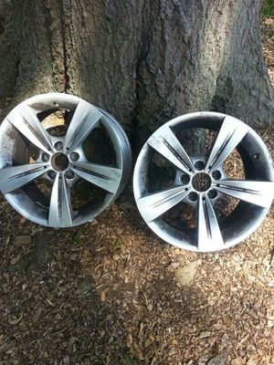 19 inch aluminum rims for Sale in Atlanta, GA