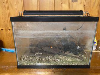 20 gallon fish tank for Sale in Fort Deposit,  AL