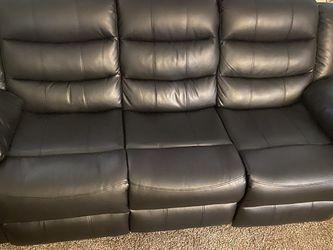 Leather Sofa Set for Sale in West Deptford,  NJ