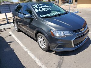 2017 chevy sonic.. for Sale in Tucson, AZ