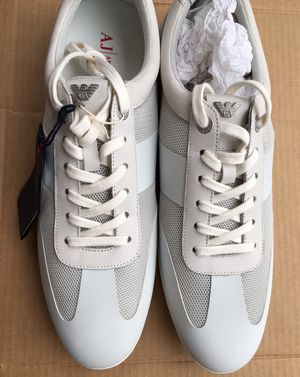 Armani Jeans Sneakers 46 EU for Sale in Silver Spring, MD