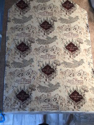 Harry Potter one of a kind baby changing mat for Sale in Point Lookout, NY