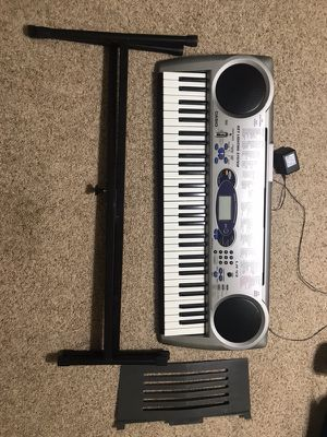 Casio LK-43 Keyboard for Sale in South Jordan, UT