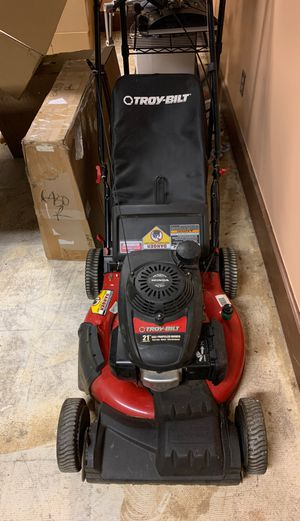 """Troy-bilt 21"""" lawn mower for Sale in Chamblee, GA"""
