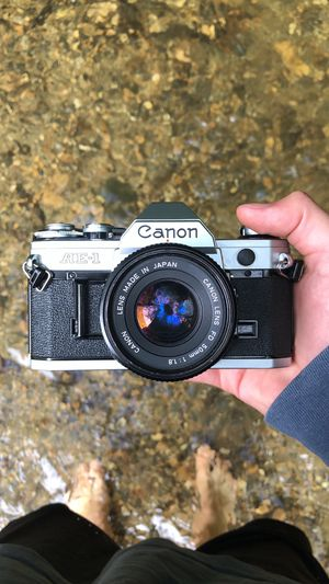 Canon AE-1 for Sale in Rutherford, NJ