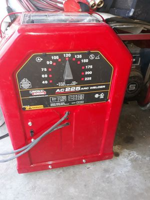 LINCOLN electric Welder!!! for Sale in Fontana, CA