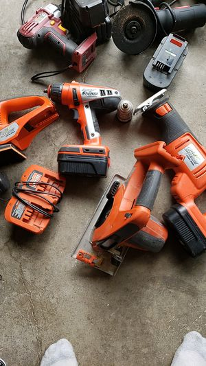 Miscellaneous power tools for Sale in Pittsburgh, PA