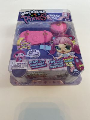 Hatchimals Pixies Vacay for Sale in Liberty, NC