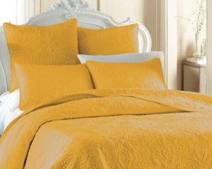 NEW 1 King Sized $35 & 1 Queen sized $35 Quilt (Mustard Color) for Sale in Pembroke Pines, FL