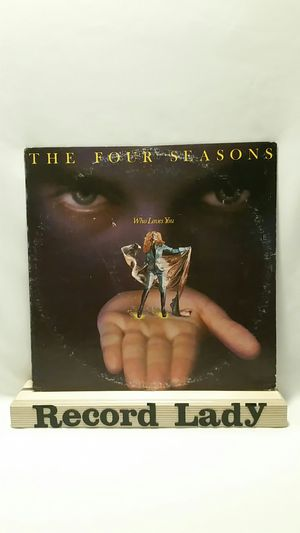 """The Four Seasons """"Who Loves You"""" vinyl record for Sale in San Diego, CA"""