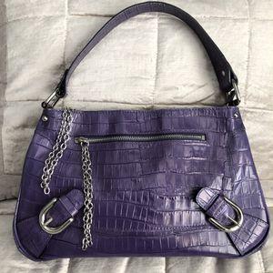 Desmo Leather Purse Purple for Sale in Elmhurst, IL