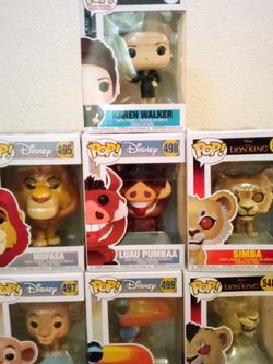 Collection Of Funko Pops for Sale in Waco,  TX